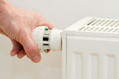 Hass central heating installation costs