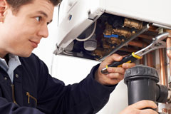 only use certified Hass heating engineers for repair work
