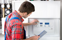 Hass boiler servicing