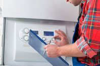 Hass system boiler installation