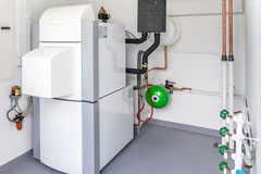 Hass oil boiler installation